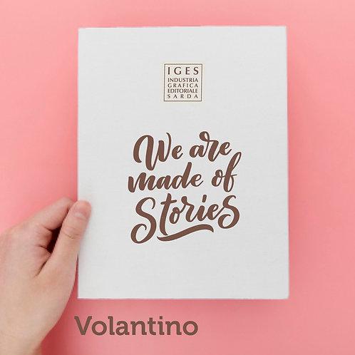 100 Volantini 15x21