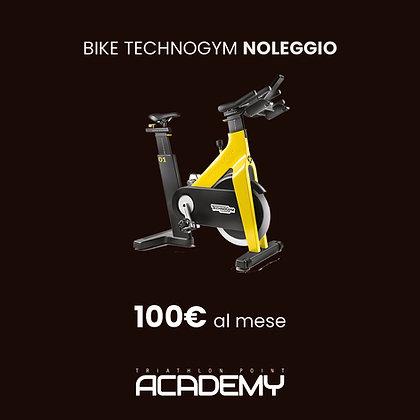 Noleggio Bike Technogym