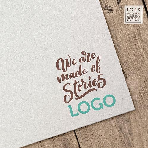 Creazione logo vettoriale
