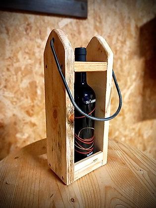 Portabottiglie con vino SU'IMARI