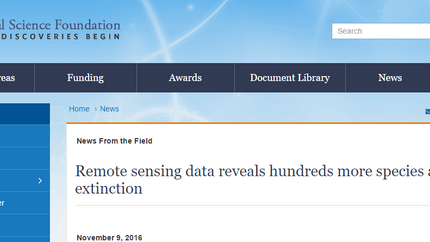 In the news: NSF on our Science Advances paper