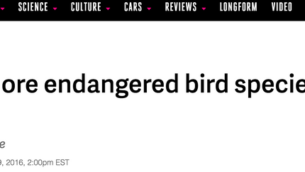 The Verge covers the controversy started by our Science Advances paper