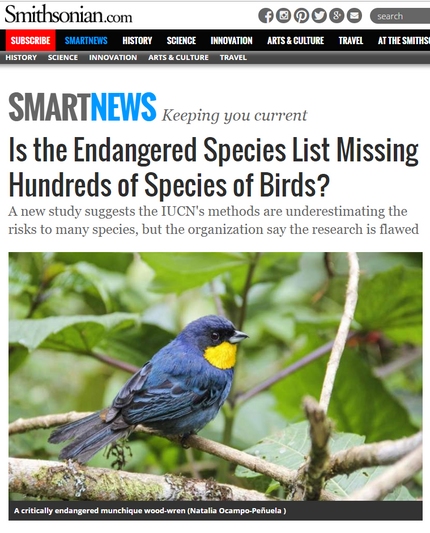 Smithsonian News discussed our findings published in Science Advances
