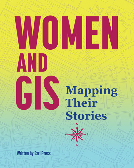 """Featured in the book """"Women in GIS: Mapping their stories"""""""