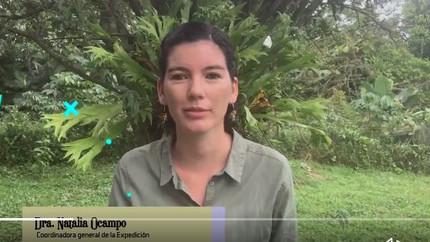 """Video sobre el proyecto que lidero """"Expediciones BIO Alas, cantos y colores"""""""