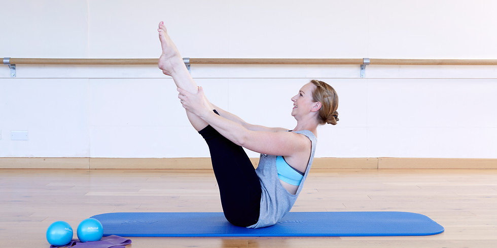 Advance your skills in Pilates