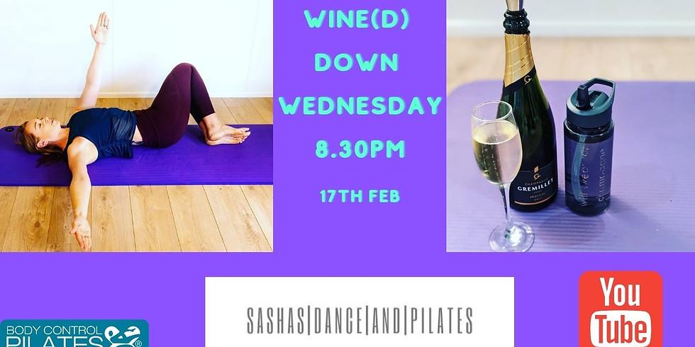 Wine(d) Down Wednesday