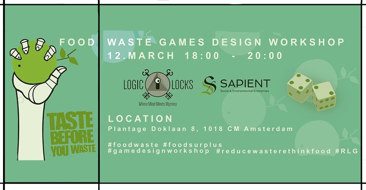 Food Waste Game Workshop