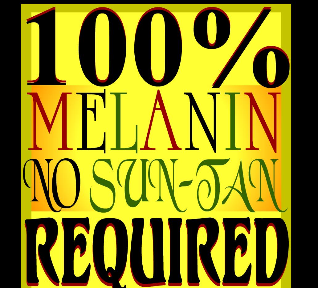 100Melanin