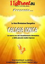 Caldaia ionica , la vera rivoluzione nelle energie rinnovabili, la caldaia GALAN è la vera ed unica originale che sfrutta il propulsore ionico ex tecnologia militare desecretata dei sommergibili Russi e ad oggi presente sulla stazione spaziale Mir