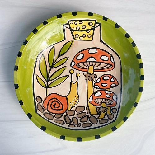 'Mushroom Mood' Project