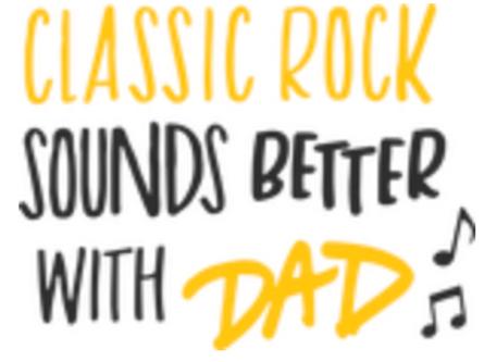 Classic Rock Dad