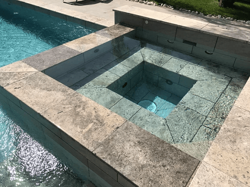 Découvrez nos spas en béton | Prestige Piscine | Hyeres