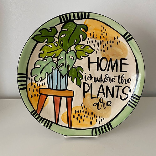 'Home Is Where The Plants Are' Project
