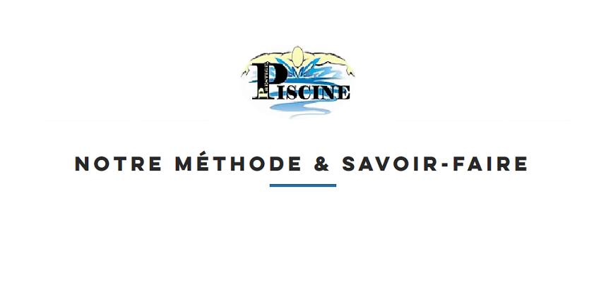 Méthode et savoir-faire | Prestige Piscine