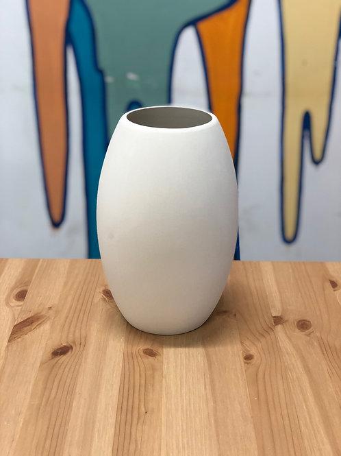 Large Oval Vase