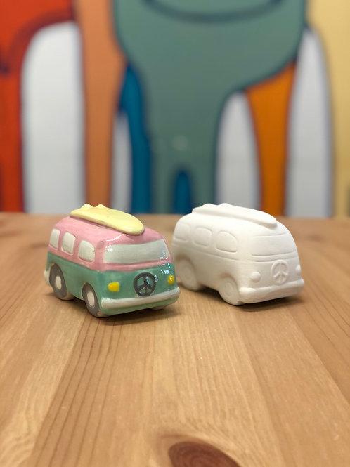 Mini Hippie Van