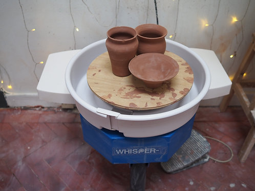 5-Week Group, Pottery Course