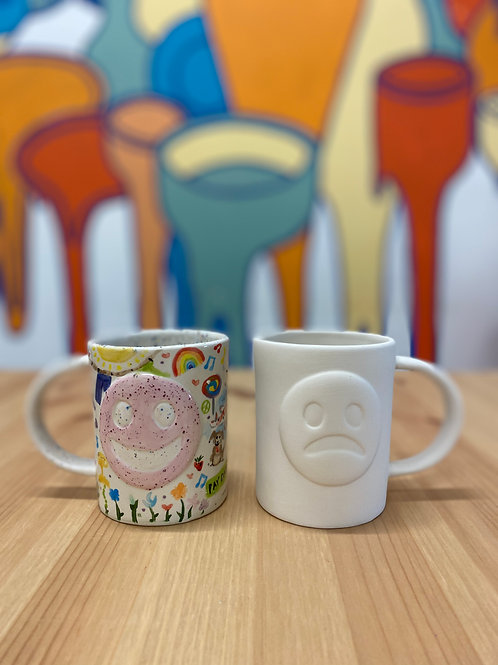 Happy/Sad Mug