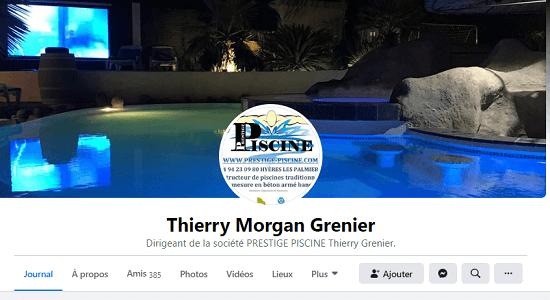 Prestige Piscine | Construction de piscine | Facebook
