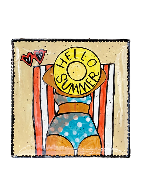 'Hello Summer' Project