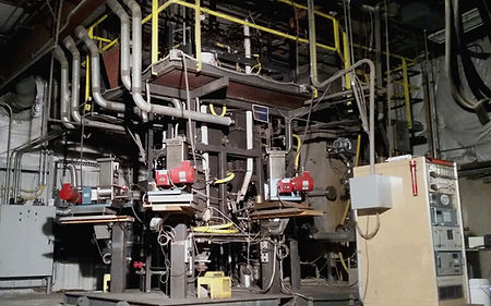 Thermosolv's combustion test facility (CTF) is a 250,000 BTU/hr (73 kW) balanced-draft system designed to replicate a pulverized coal-fired utility boiler. CTF is highly configurable and well-instrumented with a continuous emission monitoring system (CEMS) in place.