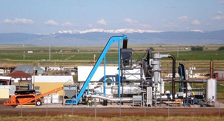 Coal UpgradingPlant in Laramie, WY
