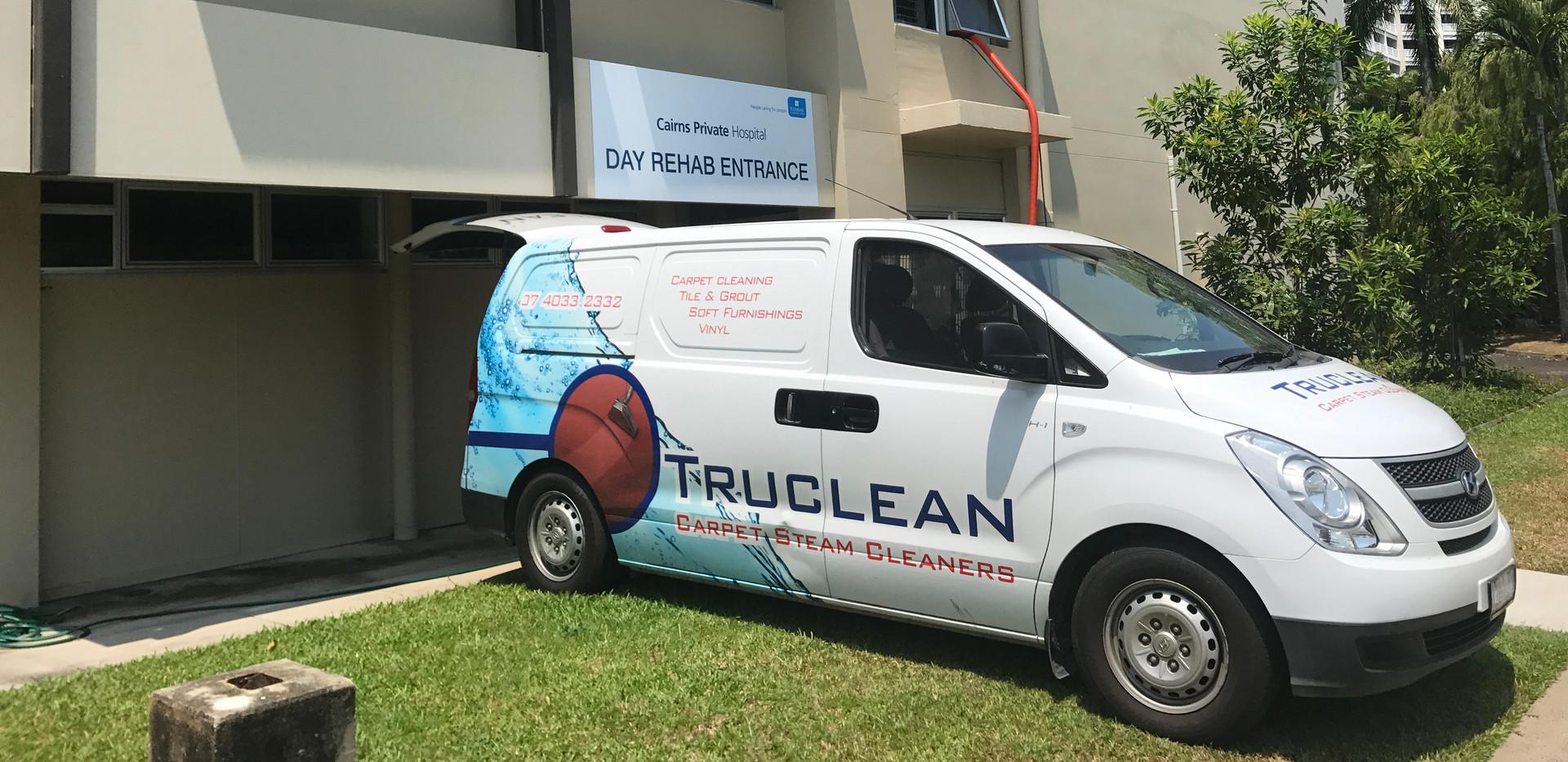 Truclean Van