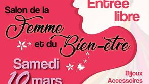Salon de la  FEMME & du Bien-Être