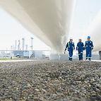 Walking Под газовые трубы