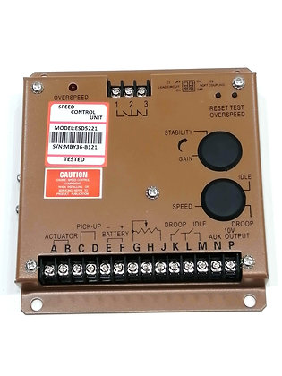 Speed Control Unit ESD5221