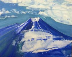 Painting by Ayaka Yoshino