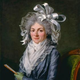 Madame de Genlis_1780