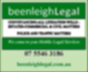 beenleighLegal sponsores Village Green Theatre Group