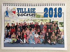 Village Rockers Calendars