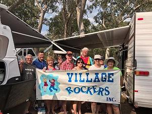 Village Rockers at Taloom Falls