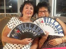 Social Dancing - Village Rockers