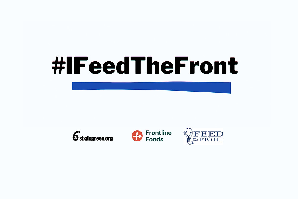 #IFEEDTHEFRONT brand logo