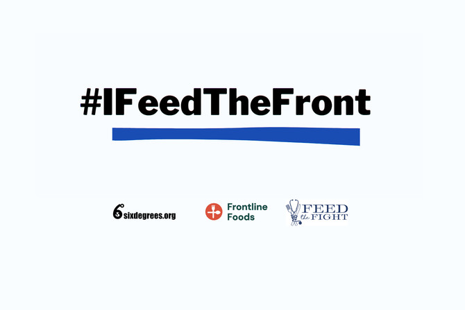 Giving Tuesday #IFeedTheFront Fund