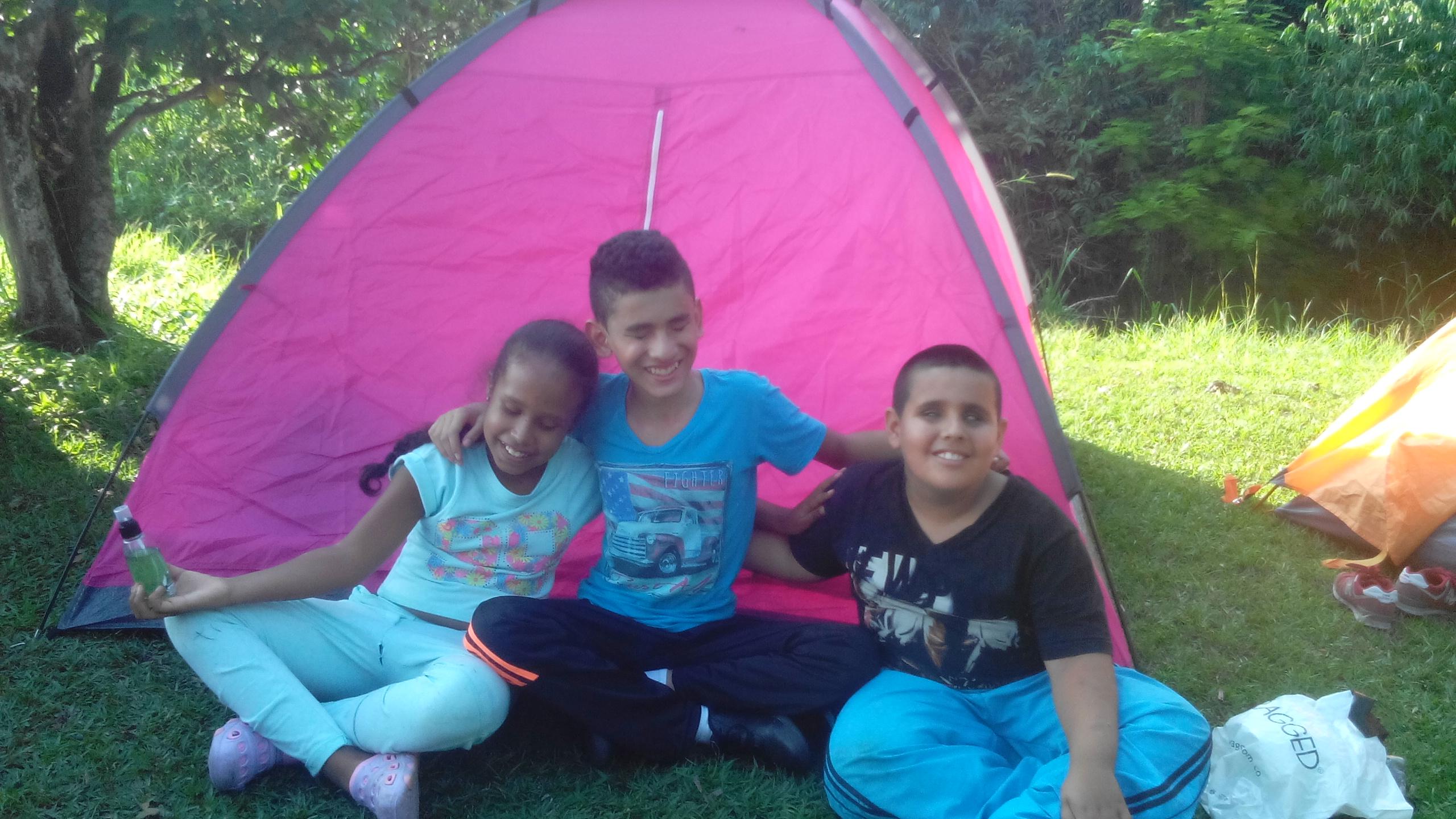 Campamento de Niños
