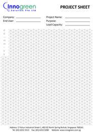 lean kaizen workstation project sheet