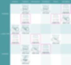 Stratford Timetable post lockdown July 2