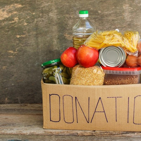 We're donating meals to people in need and invite you to join us!
