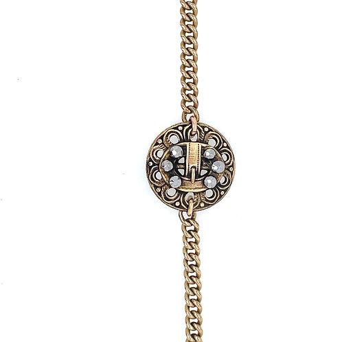 Victorian Button Bracelet