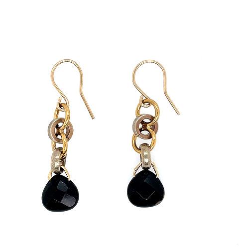 Chain Assemblage Earrings