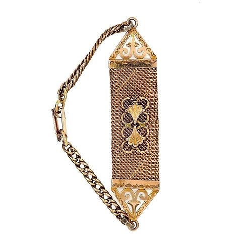 Embellished Fob Bracelet