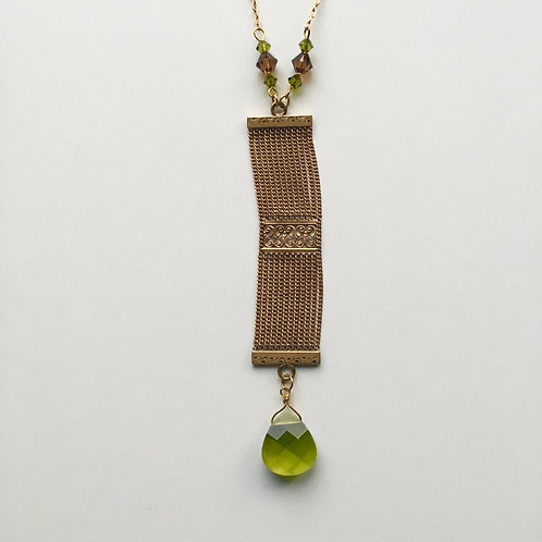Antique Fob Necklace