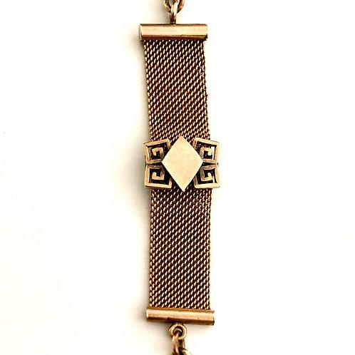 Mesh Fob Bracelet