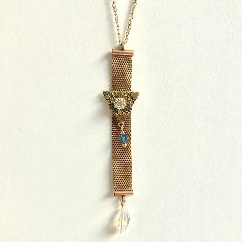 Antique Fob Necklace
