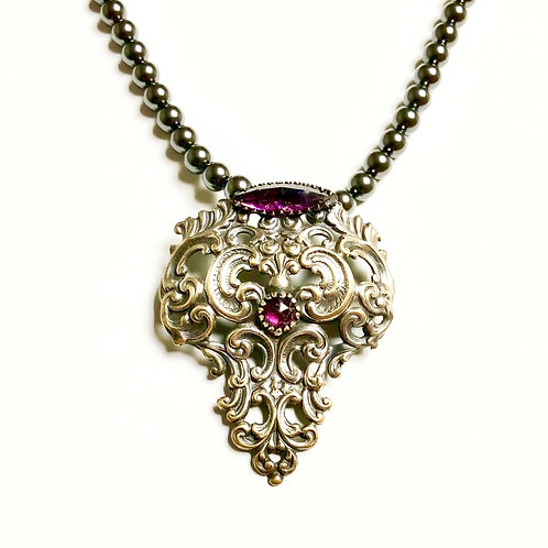 Ornate Victorian Buckle WHSL